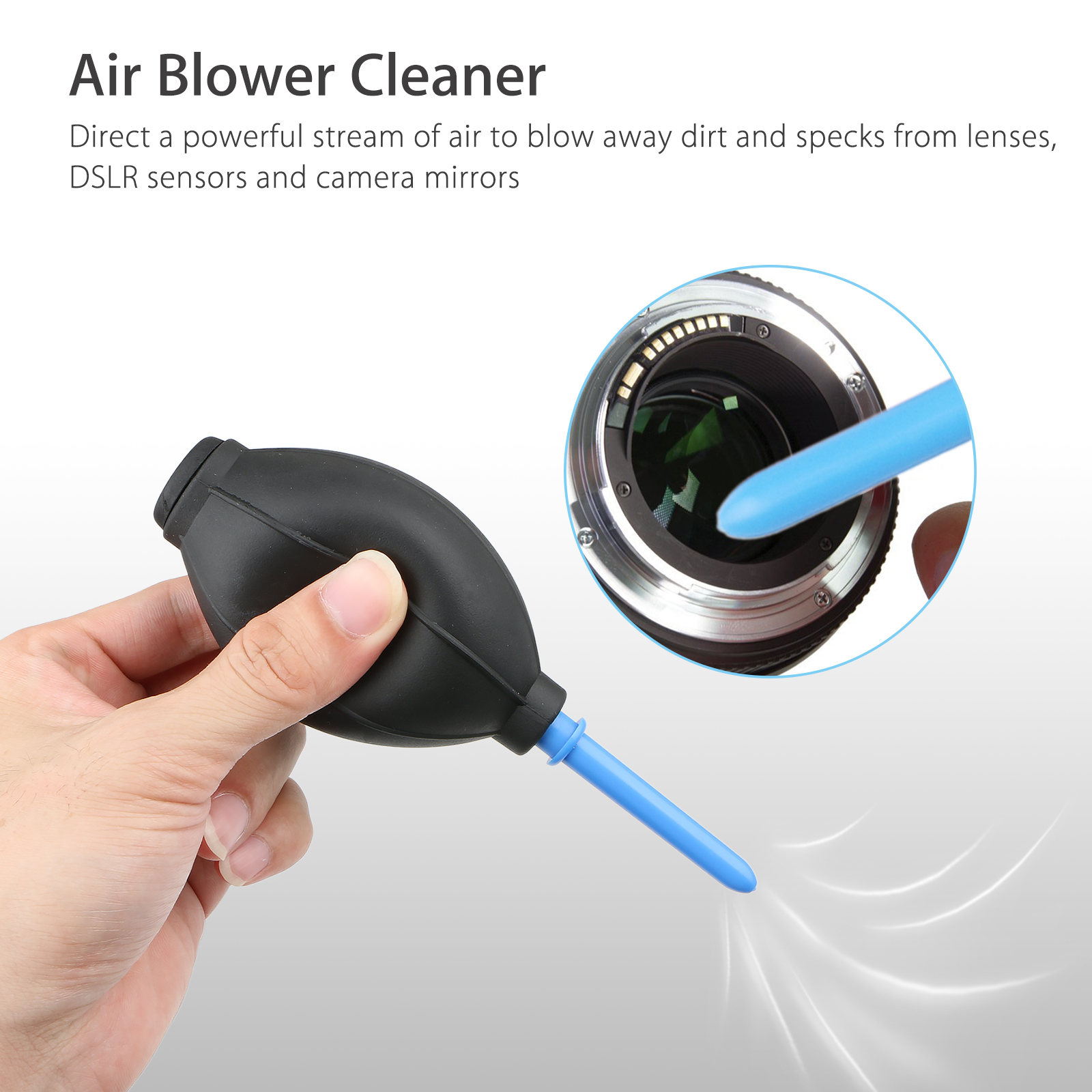 7 in 1 Professional Lens Cleaning Cleaner kit for Canon Nikon Sony DSLR Camera