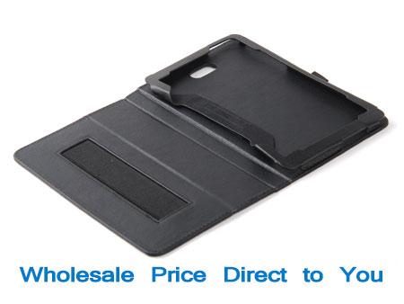 For Dell Venue 8 Pro 5830 Tablet Folio Folding Pu Leather
