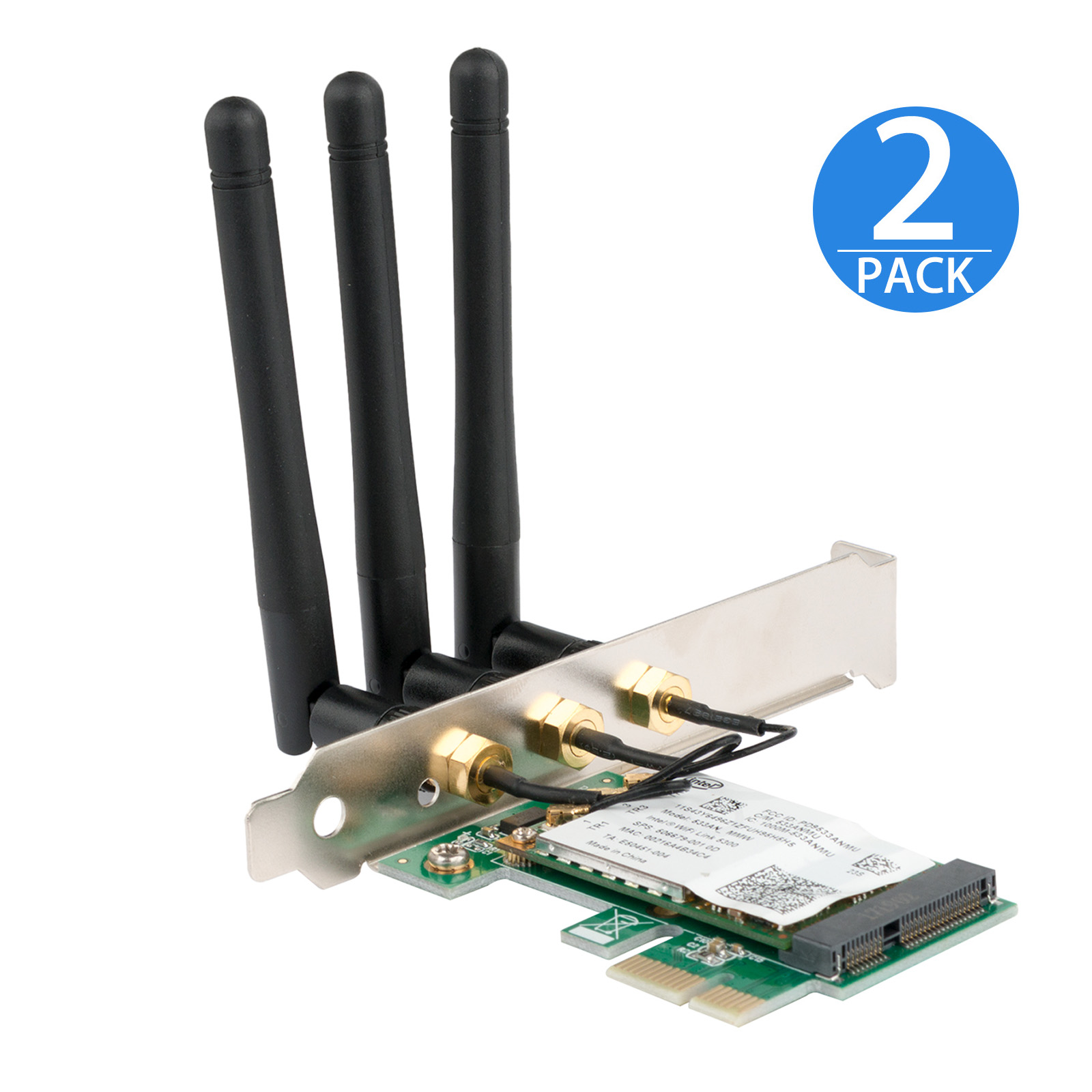 1-2-Pcs-450Mbps-PCI-E-WiFi-wireless-Card-Adapter-Antennas-for-Desktop-Laptop-PC