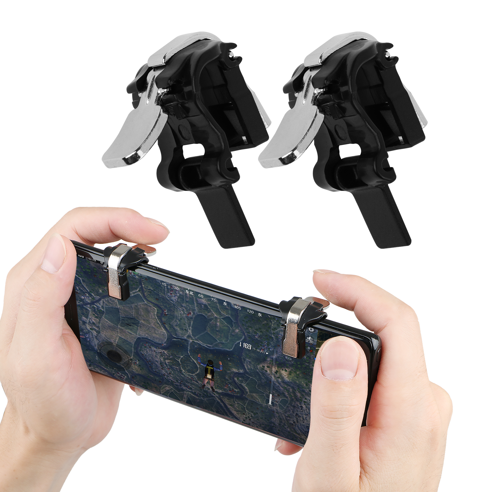 New-Gamepad-Trigger-Controller-Joystick-Shooter-For-PUBG-Android-Mobile-Legend