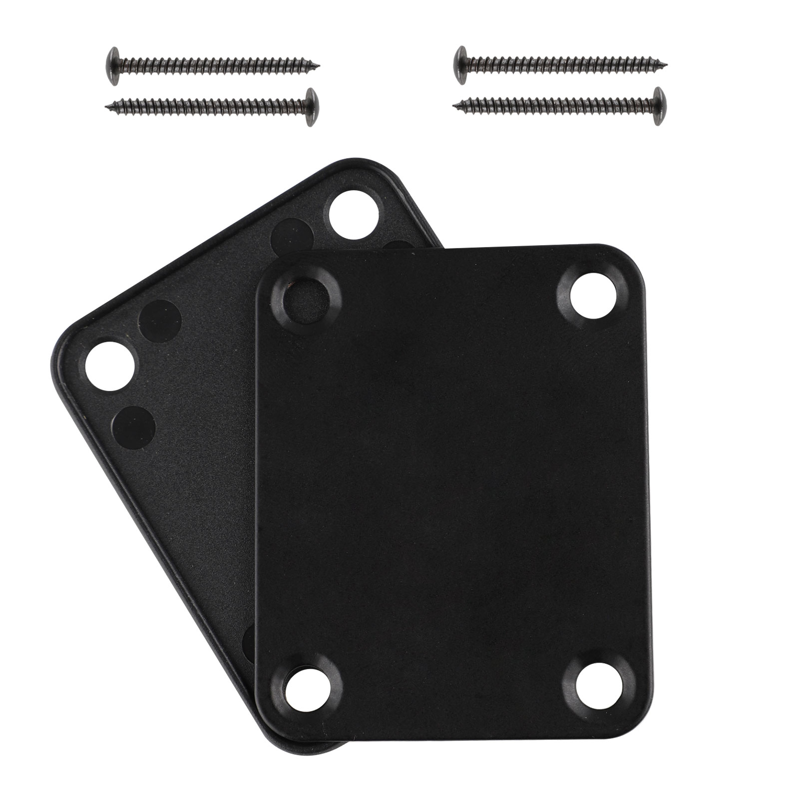 Neck Joint Plate with Screws Kramer Electric Guitar Electric Bass Neck Plate