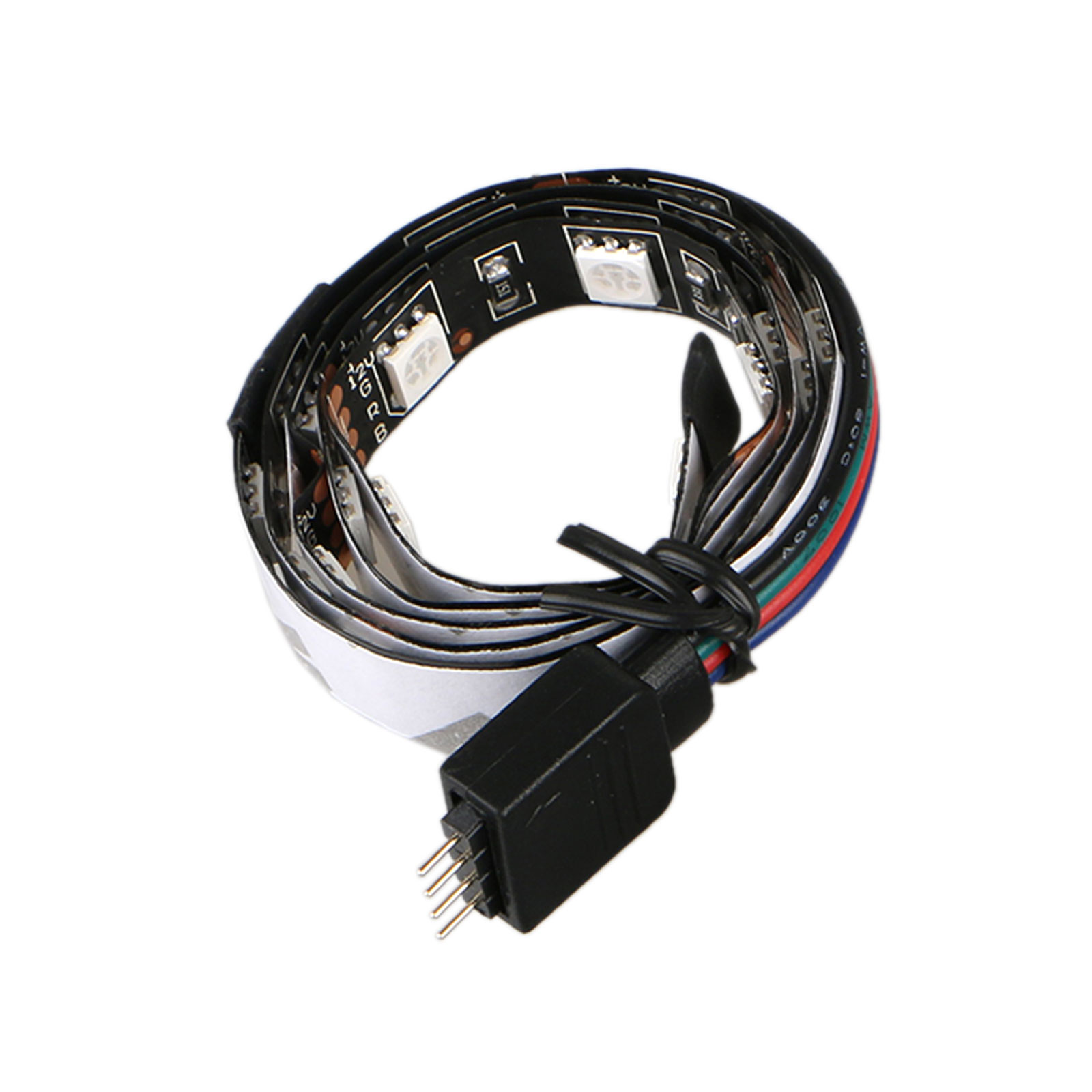 RGB-LED-Strip-Light-for-pc-case-Remote-Control-PC-Computer-Case-Adhesive-tape-DC