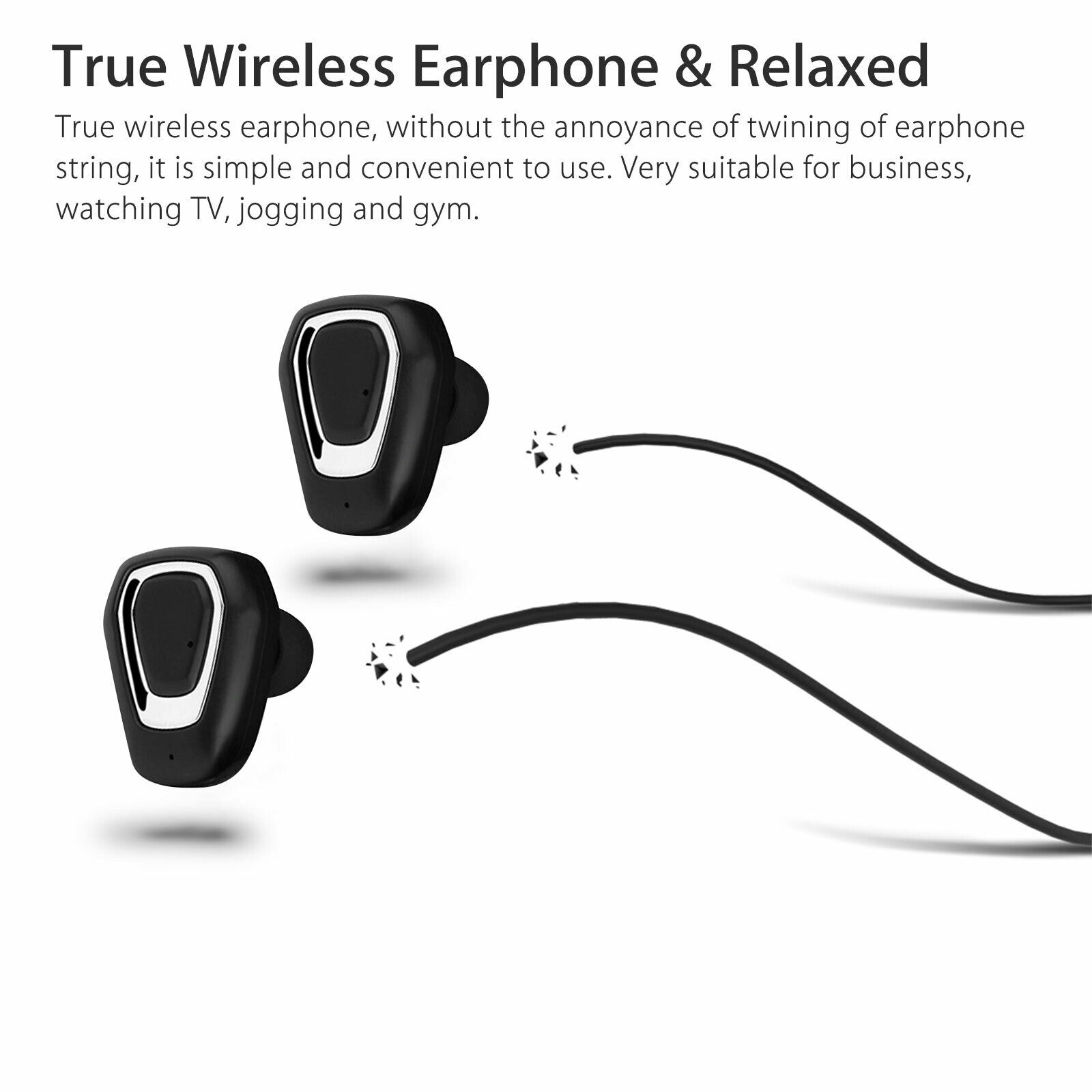 Earbuds-Headphone-Wireless-TWS-Mini-In-Ear-Headset-Deep-Bass-Earphones-5D-Stereo thumbnail 3