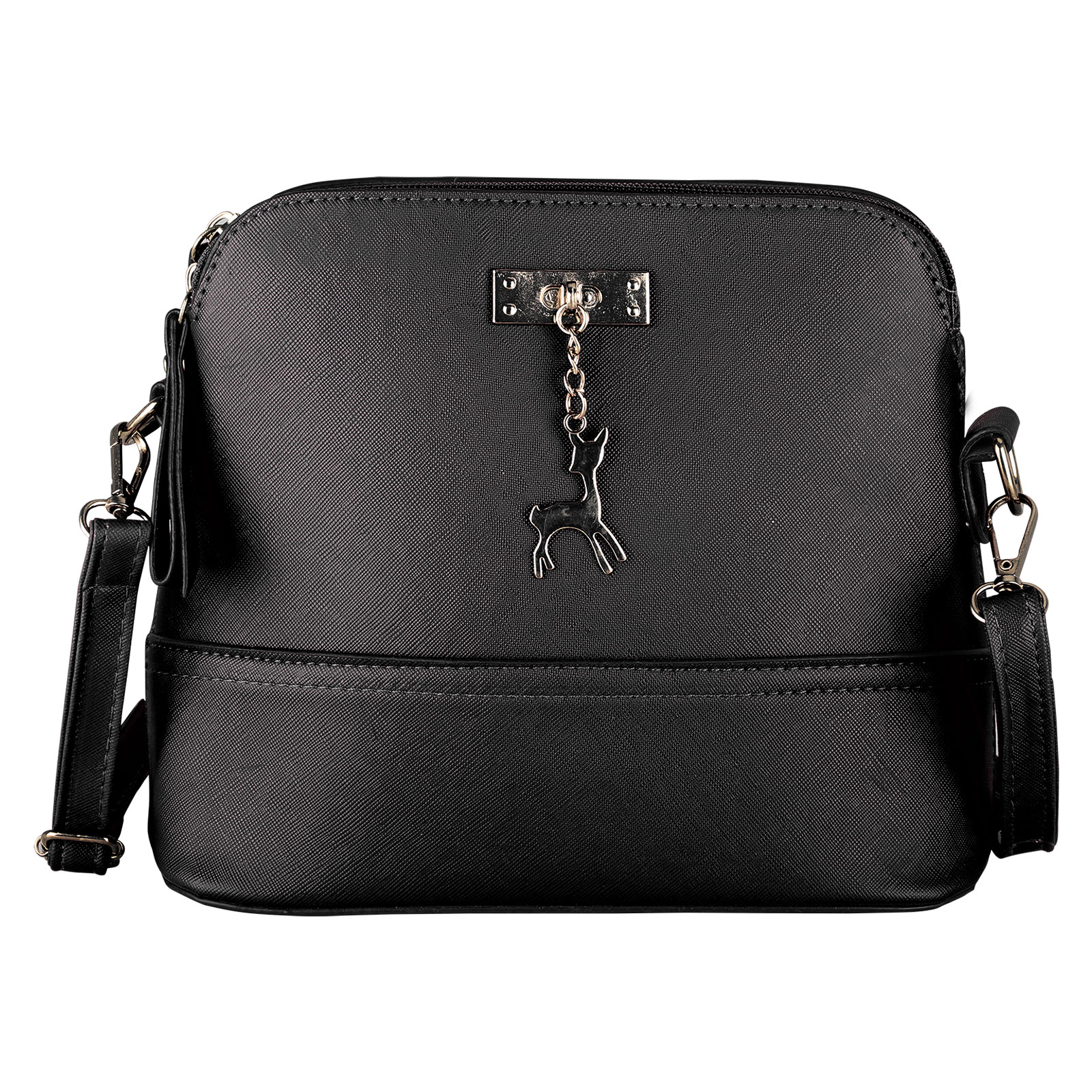 Women-Handbag-Shoulder-Messenger-Crossbody-Bag-Ladies-Leather-Satchel-Purse-Tote thumbnail 10