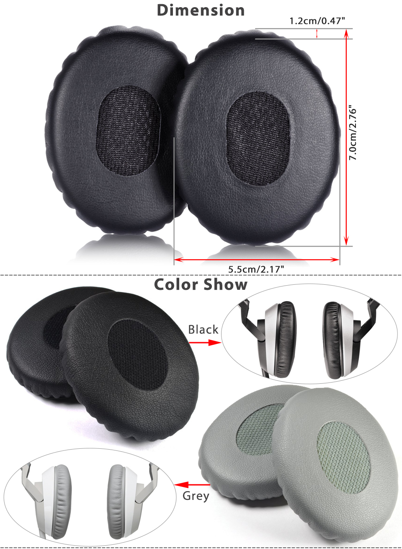 Earphone tips senso - bose earphone replacement pads